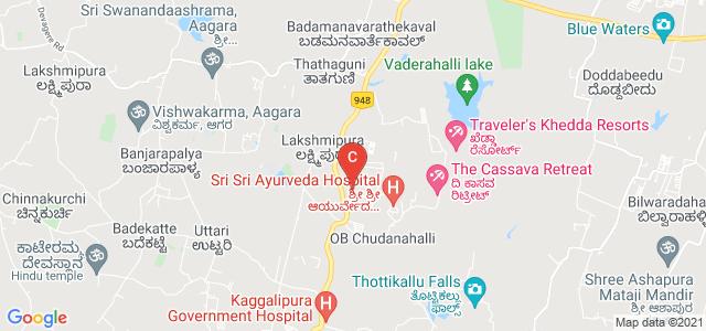 Dayananda Sagar Academy of Technology and Management, Bangalore, Karnataka, India