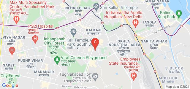 Jagannath International Management School, Block 1, Kalkaji, New Delhi, Delhi, India