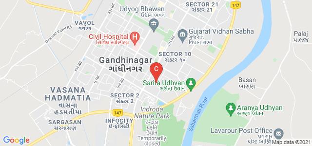 School of Petroleum Management, Sarkhej - Gandhinagar Hwy, Raisan Village, Gandhinagar, Gujarat, India