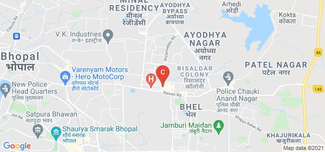 Lakshmi Narain College Of Technology, Raisen Rd, Kalchuri Nagar, Bhopal, Madhya Pradesh, India