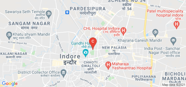 Shri Govindram Seksaria Institute of Technology and Science, Builders Colony, Indore, Madhya Pradesh, India