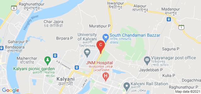 Kalyani Government Engineering College, University Of Kalyani, Kalyani, West Bengal, India