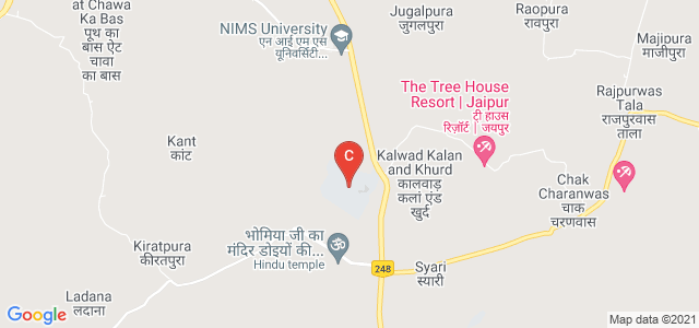 Amity University Jaipur, Kant, Rajasthan, India