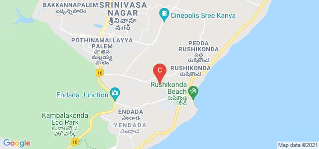 Gayatri Vidya Parishad College for Degree & P.G. Courses, Rushikonda, Visakhapatnam, Andhra Pradesh, India