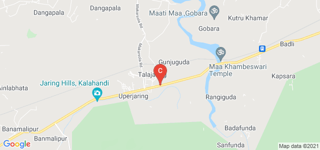 Government College of Engineering , Bhawanipatna , Kalahandi, Kandha Bando pala, Odisha, India