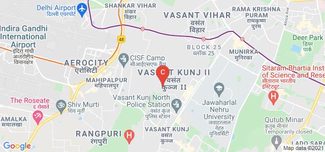 TERI School Of Advanced Studies, Vasant Kunj Institutional Area, Vasant Kunj, Institutional Area, New Delhi, Delhi, India