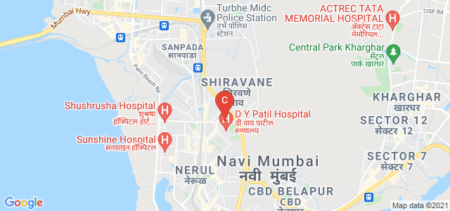 Vijay Patil School of Management, Nerul East, Sector 7, Nerul, Navi Mumbai, Maharashtra, India