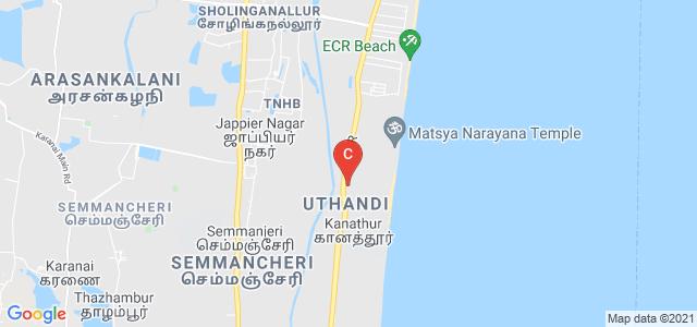 INDIAN MARITIME UNIVERSITY, Uthandi, Chennai, Tamil Nadu, India