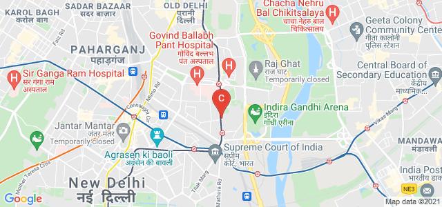 Maulana Azad Medical College, Bahadur Shah Zafar Marg, Maulana Azad Medical College Campus, Balmiki Basti, New Delhi, Delhi, India
