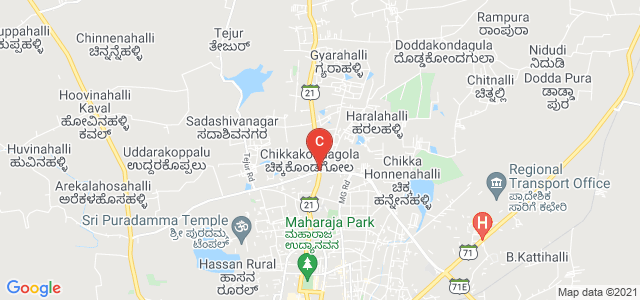 Malnad College Of Engineering, 1st Main Road, Manjunath Nagar, Basaveshwar Nagar, Bengaluru, Karnataka, India