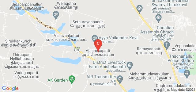 Manonmaniam Sundaranar University, Tirunelveli, Tamil Nadu, India