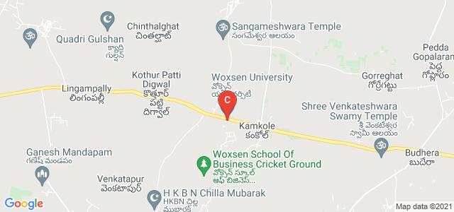 Woxsen University, Hyderabad, Telangana, India