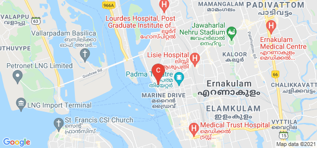 St Teresa's College, Park Avenue, Near, Marine Drive, Ernakulam, Kerala, India