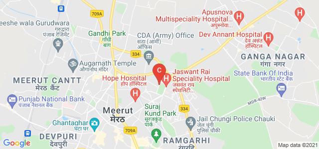 Meerut College, Western Kutchery Road, Lalkurti Bazaar, Meerut Cantt, Meerut, Uttar Pradesh, India