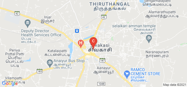 Sri Kaliswari College, Sivakasi, Tamil Nadu, India