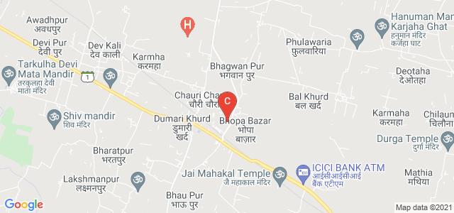 J.B. MAHAJAN DEGREE COLLEGE, Chauri Chaura - Sonbarsa Road, Chauri Chaura, Uttar Pradesh, India