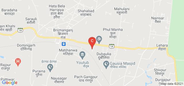 LORD KRISHNA DEGREE COLLEGE ., Dubaulia, Maharajganj, Uttar Pradesh, India