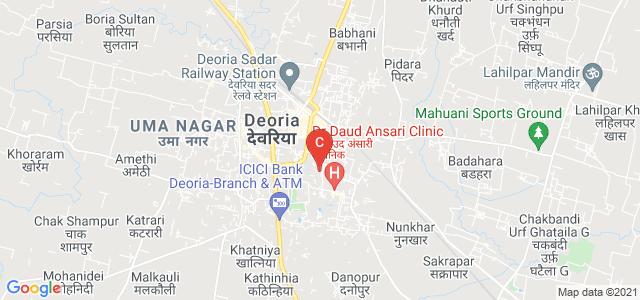 Sant Vinoba P. G. College, New Colony, Saket Nagar, Deoria, Uttar Pradesh, India