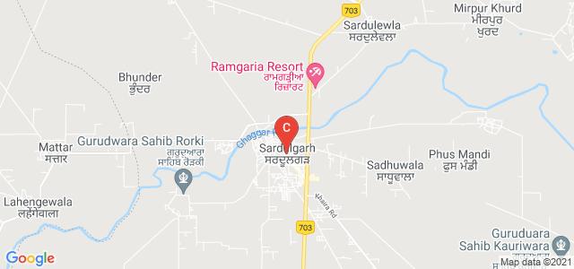 Sardulgarh, Mansa, Punjab, India