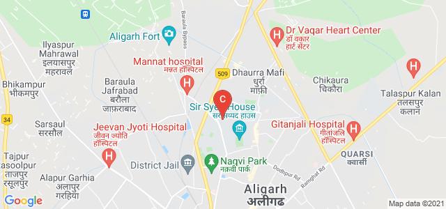 Zakir Husain College of Engineering and Technology, AMU, Aligarh, Uttar Pradesh, India