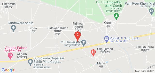CT University, Ludhiana, Punjab, India