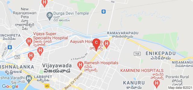 Dr. NTR University of Health Sciences, Beside General Hospital, NH 16 Service Road, Gunadala, Vijayawada, Andhra Pradesh, India