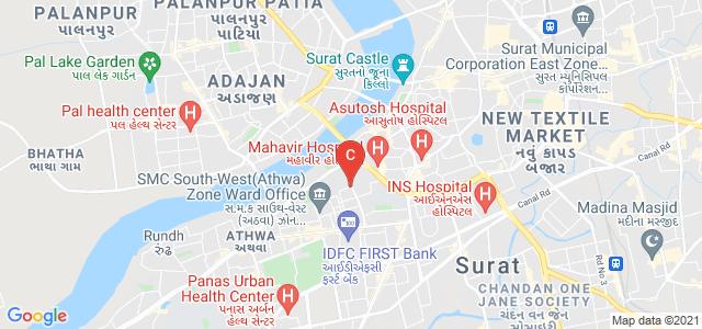 Sarvajanik College of Engineering & Technology, Athwalines, Athwa, Surat, Gujarat, India