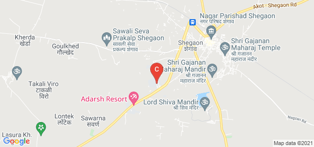 SHRI SANT GAJANAN MAHARAJ COLLEGE OF ENGINEERING, SHEGAON, ssgmce, SBI Colony, Shegaon, Maharashtra, India