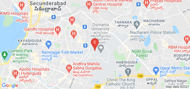 University College of Law, Osmania University Rd, Osmania University, Amberpet, Hyderabad, Telangana, India