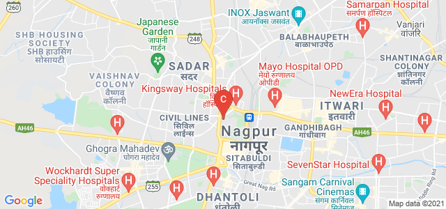 Vasantrao Naik Government Institute Of Arts And Social Sciences, Sitabuldi, Nagpur, Maharashtra, India