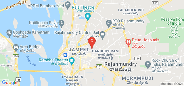 Smt. Kandukuri Rajyalakshmi College For Women, Kotilingala Peta, Rajamahendravaram, Andhra Pradesh, India