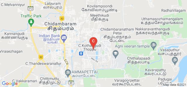 Annamalai University, Annamalai Nagar, Chidambaram, Tamil Nadu, India