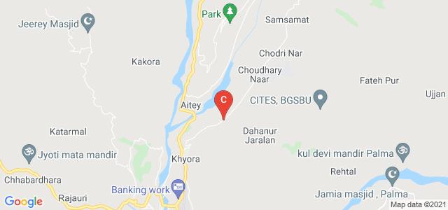 Choudhary Naar Road, Kheora, Rajouri
