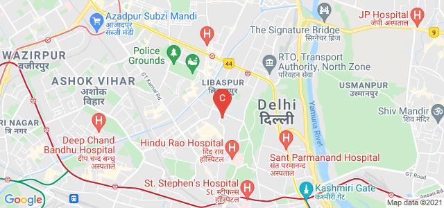 Delhi School of Economics, Delhi School Of Economics, University Enclave, Delhi, India