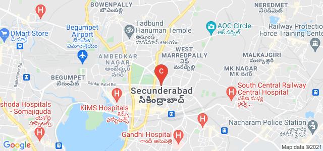 Dr.B.R.Ambedkar Open University, Sardar Patel Road, Kummari Guda, Shivaji Nagar, Secunderabad, Hyderabad, Telangana, India