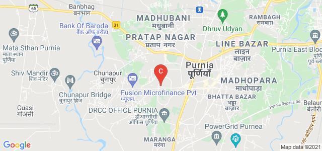 Purnea Mahila College, Purnea, Mariam Nagar, Purnea, Bihar, India