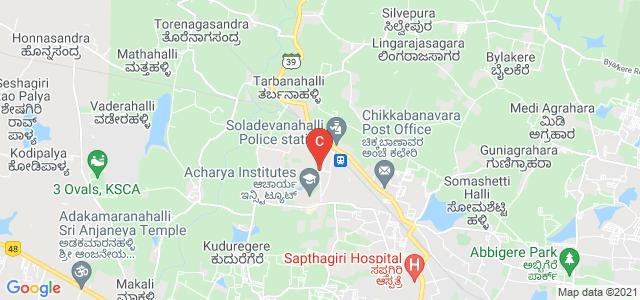Acharya Institute of Technology, Soladevanahalli, Karnataka