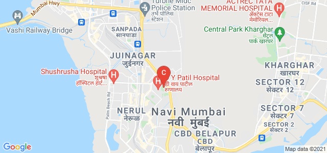 Dr. DY Patil University, Sector 7, Nerul, Navi Mumbai, Maharashtra, India