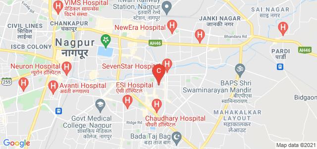 Mahila Mahavidyalaya, Ganesh Nagar, Nandanvan, Nagpur, Maharashtra, India