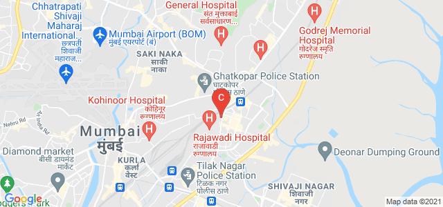 Laxmichand Golwala College of Commerce & Economics, Rajawadi Colony, Ghatkopar East, Mumbai, Maharashtra, India