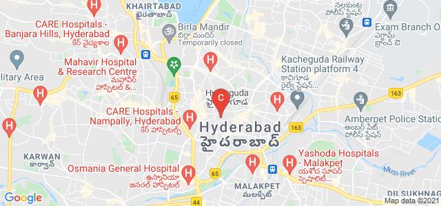 Pragati Mahavidyalaya, Kandaswamy Lane, Behind SBI, Ramkoti, Sultan Bazar, Koti, Hyderabad, Telangana, India