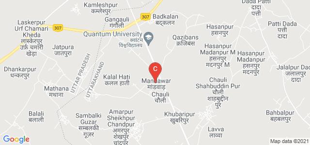 Quantum University, Roorkee, Uttarakhand, India