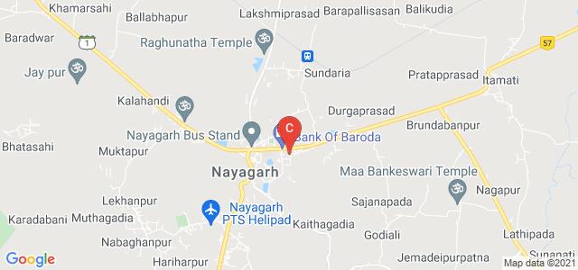 Nayagarh Women's College, National Highway 224, Nayagarh, Odisha, India