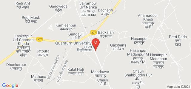 Quantum School of Technology, Jaysingha, Uttarakhand, India