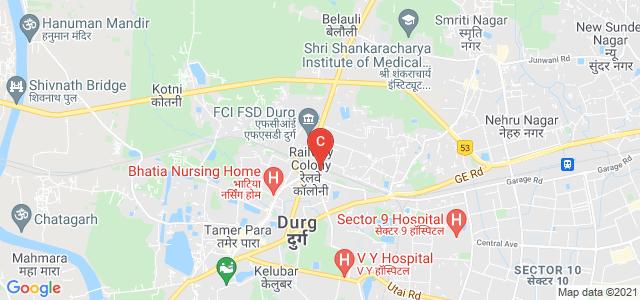 Bhilai Institute of Technology Durg, Titurdiha, Durg, Chhattisgarh, India