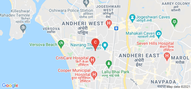S. P. Jain Institute of Management And Research, Old D N Nagar, Munshi Nagar, Andheri West, Mumbai, Maharashtra, India