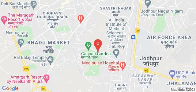 All India Institute of Medical Sciences, HI Area Phase II, Basni, Jodhpur, Rajasthan, India