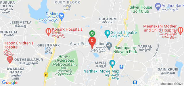 Loyola Academy Degree and PG College, Manjeera Colony, Spring Fields Colony, Jeedimetla, Secunderabad, Telangana, India