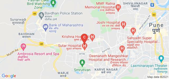 New Law College, BVDU, Pune, Paud Rd, Rambaug Colony, Kothrud, Pune, Maharashtra, India