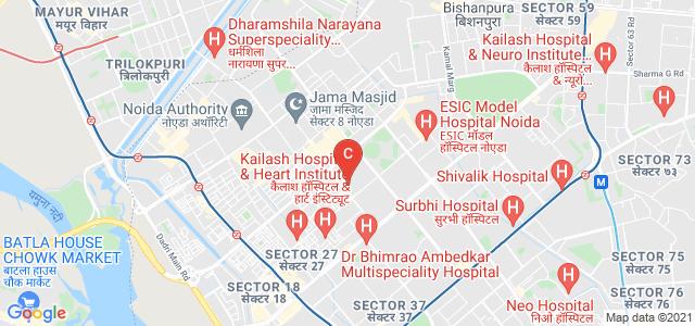 Footwear Design & Development Institute, Gate Number 1, Aranya, Sector 119, Noida, Uttar Pradesh, India